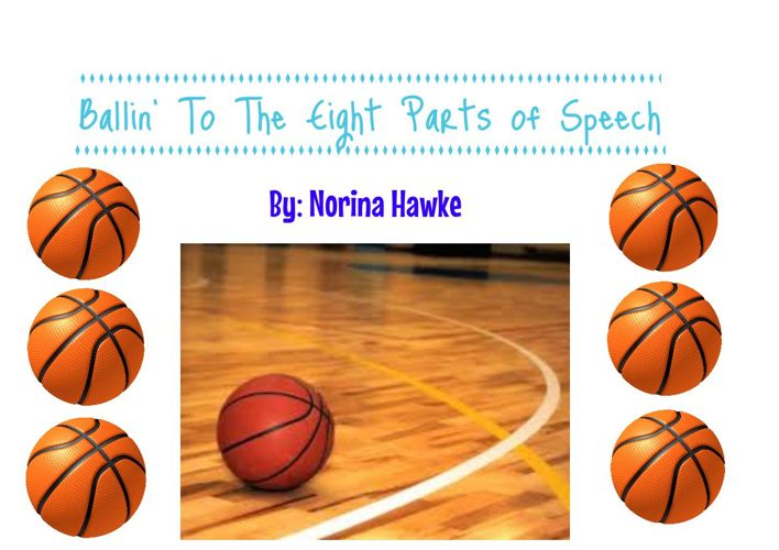 Sports with 8 parts of speech