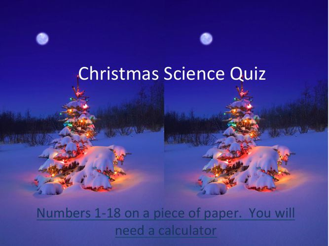 christmas_science_quizppt