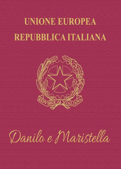 Danilo e Maristella