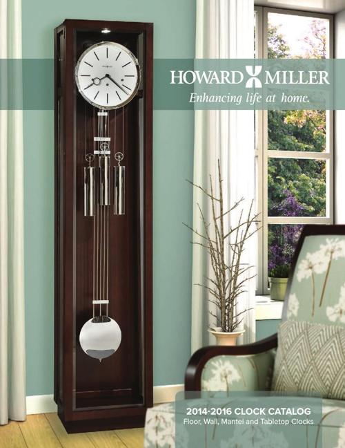 2014 Clock Catalog