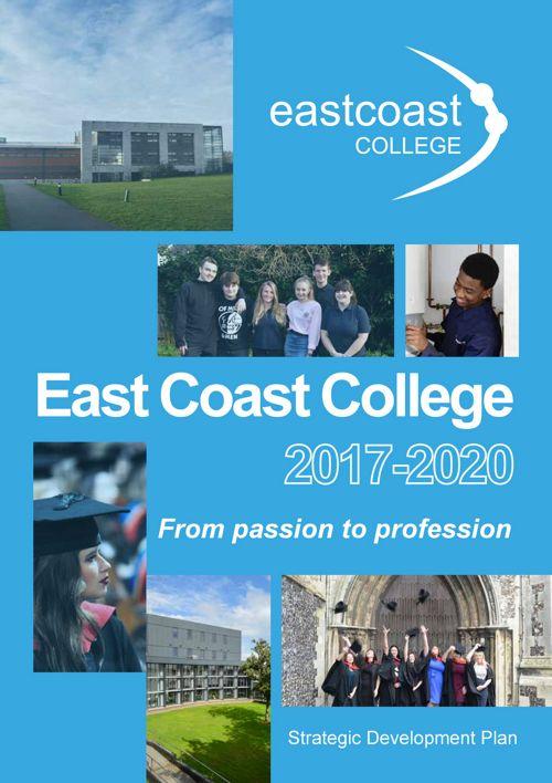 East Coast College Strategic Development Plan 2017-2020