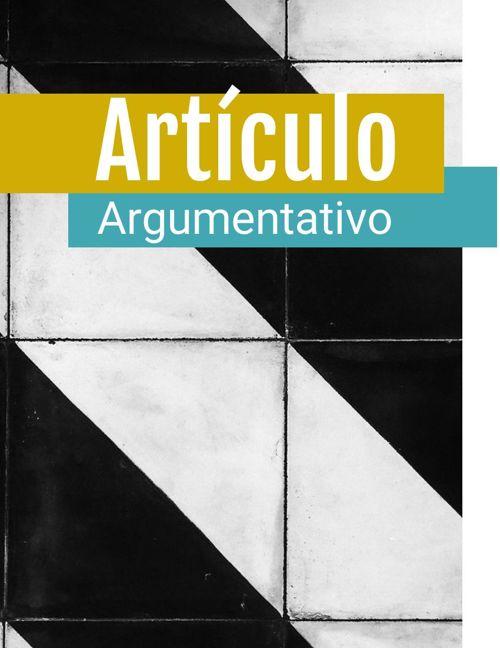 Articulo Argumentativo: Derechos Humanos
