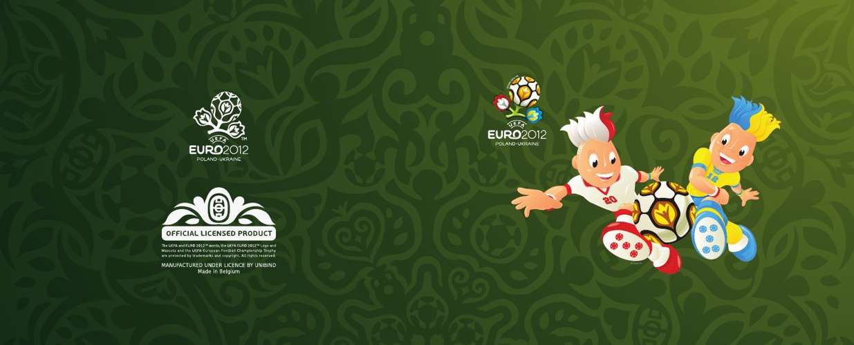UEFA Euro 2012 Photo Album 10x15