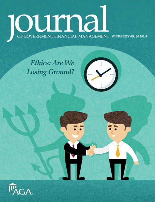 Winter 2015 Journal of Government Financial Management