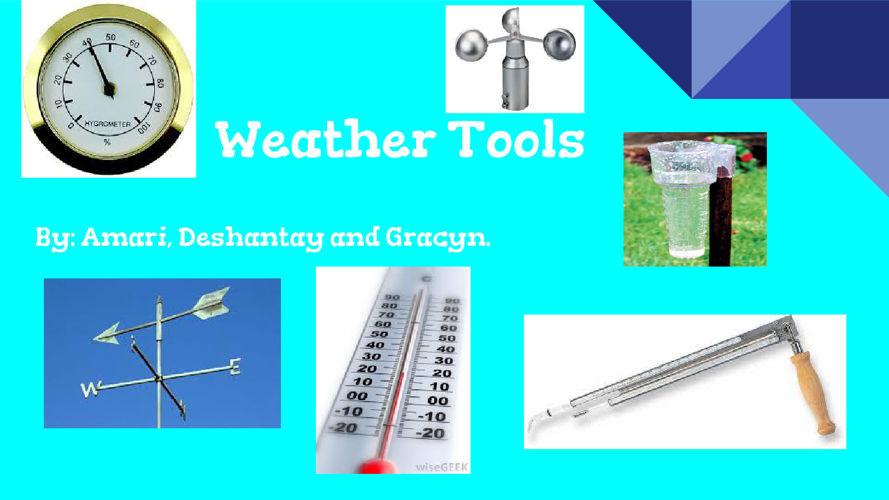 Weather Tool