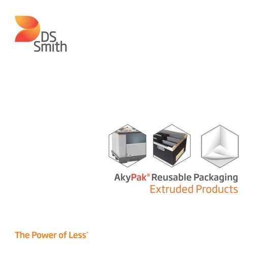 Extruded Products - AkyPak Brochure