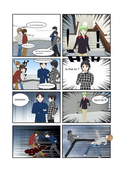 Hermon's Comic