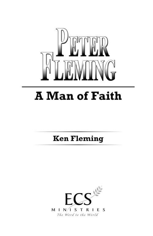 Peter Fleming PDF