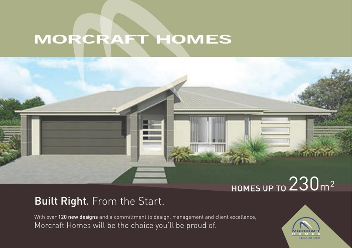 Morcraft Homes Homes Up To 230sqm