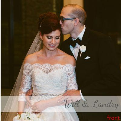 Will & Landry's Wedding