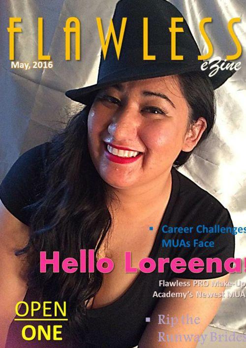 Flawless e-Zine f. Loreena!
