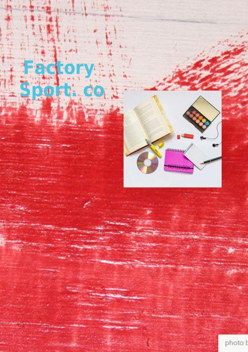 Factory  Sport. co