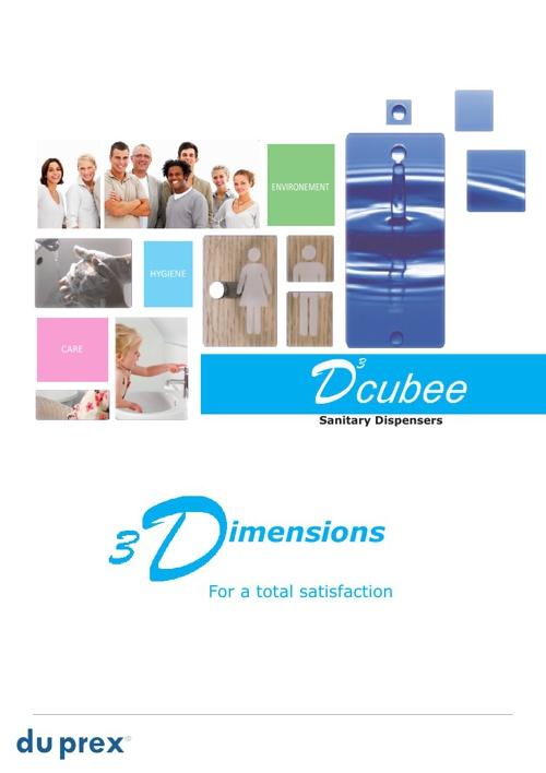 D'Cube brochure