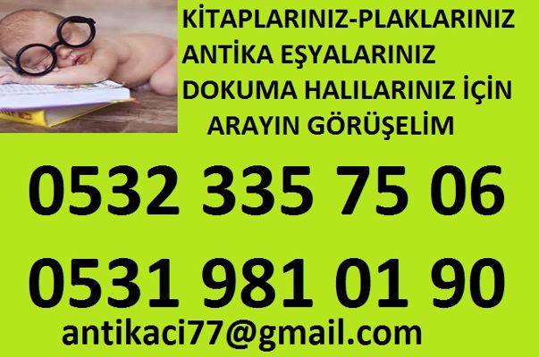 istanbulda 2.el kitap alanlar 0546 227 32 54 Ramazanoğlu de eski