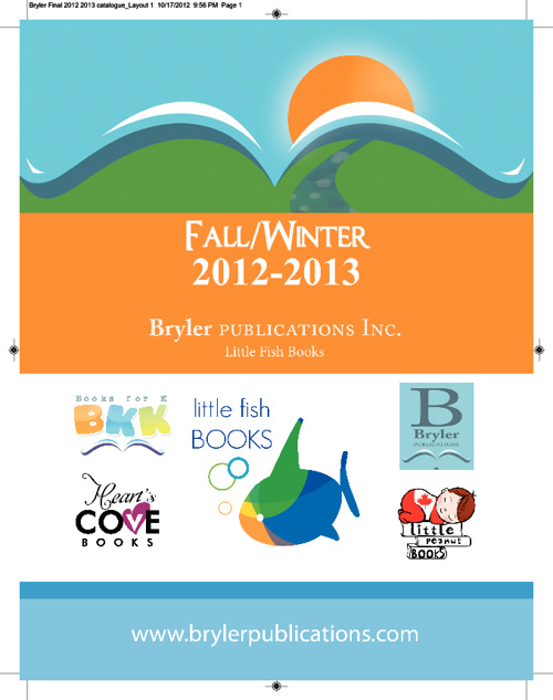 Bryler Publications Catalogue 2012-2013