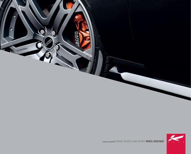 Kahn Design_Range Rover:Land Rover Wheel Boutique
