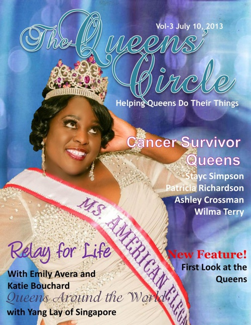 July 10th Issue, The Queens' Circle Magazine