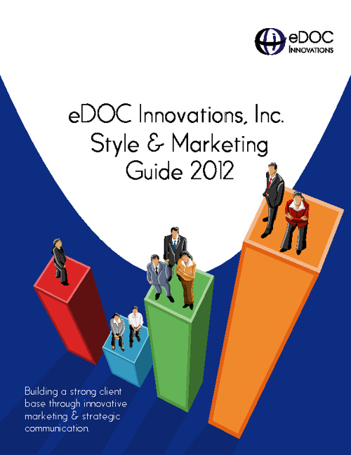 eDOC Innovations Style & Marketing Guide 2012