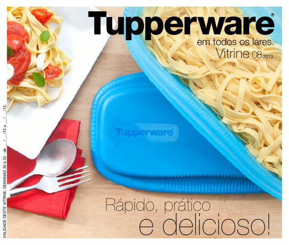 Tupperware Vitrine 08-2013