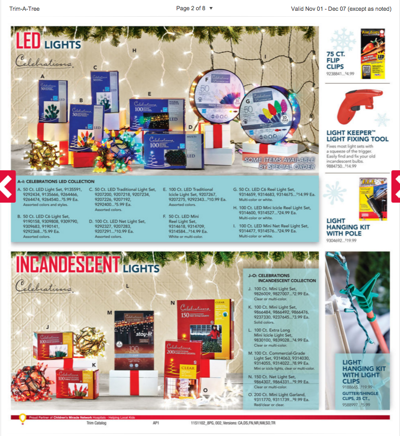 ACE HARDWARE HOLIDAY COLLECTION 2015