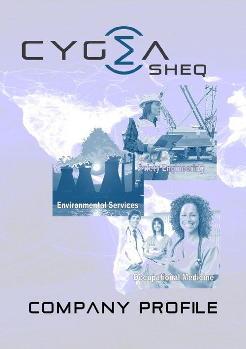 Cygma SHEQ North Company Profile Nov 2017