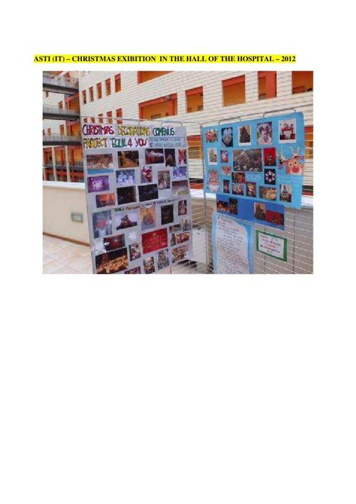 Dissemination 2012-13