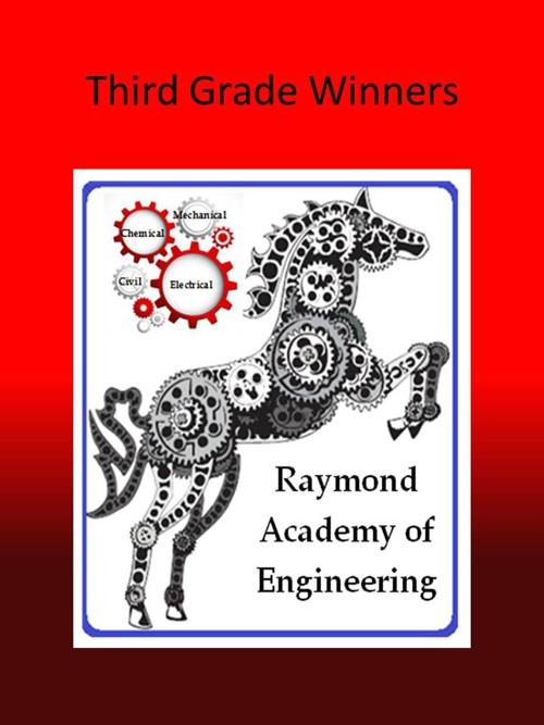 3rd grade Writing Winners