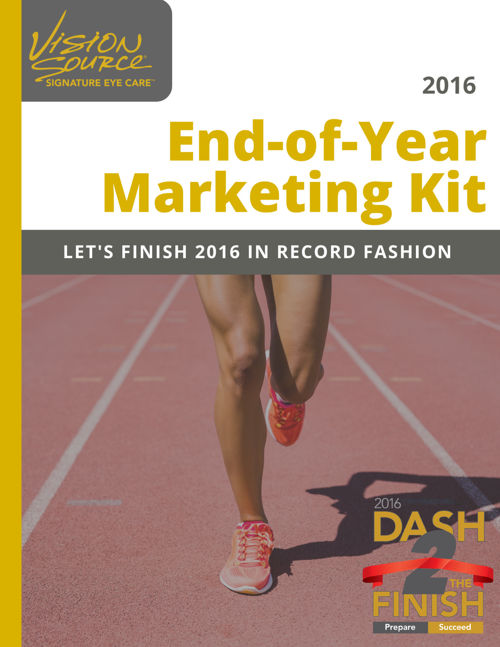 End of Year Marketing Kit