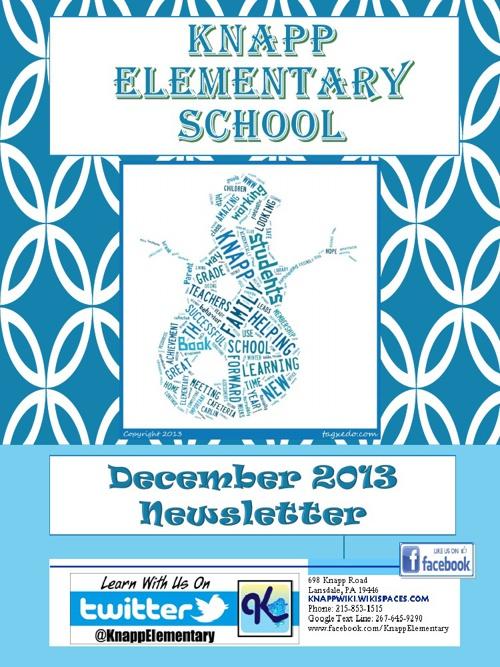 Knapp eNewsletter - December 2013