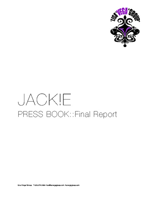 Copy of JACK!E::PressBook::FinalReport