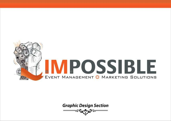 IMPOSSIBLE Graphic Design Section E
