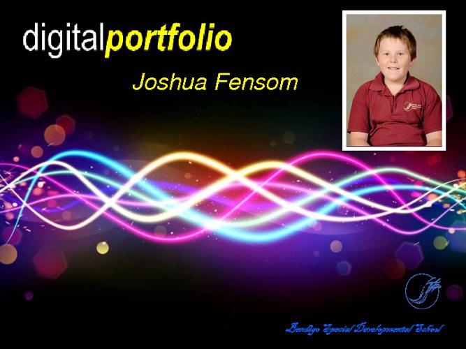 Joshua's portfolio
