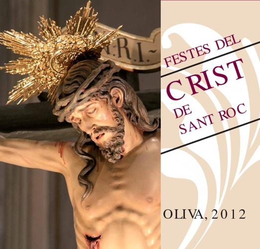 Llibre de les Festes del Crist 2012 -Oliva-