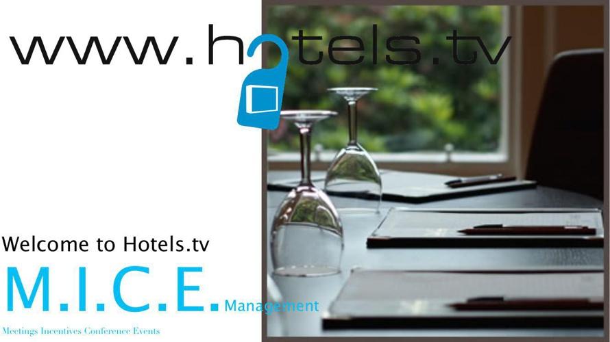 Hotels tv Marketing Brochure for Event Organisers Zimbabwe