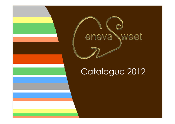 Geneva Sweet Catalogue 2012