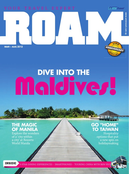 Roam Issue MAR 2012