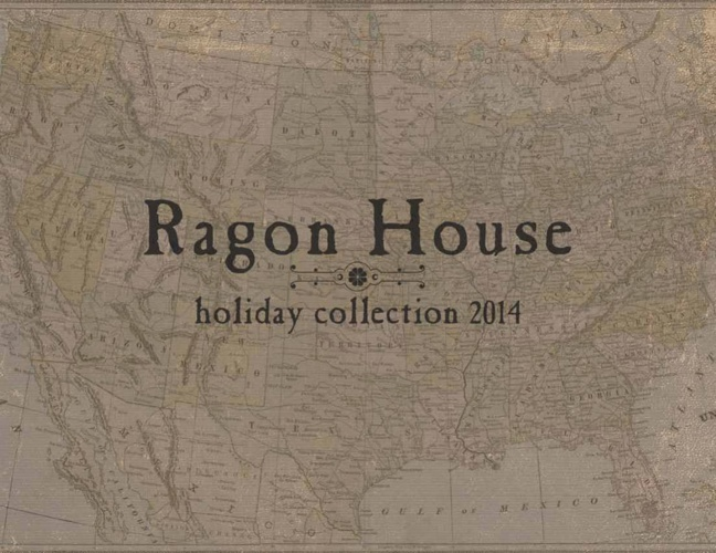 2014 Ragon House Holiday Catalog