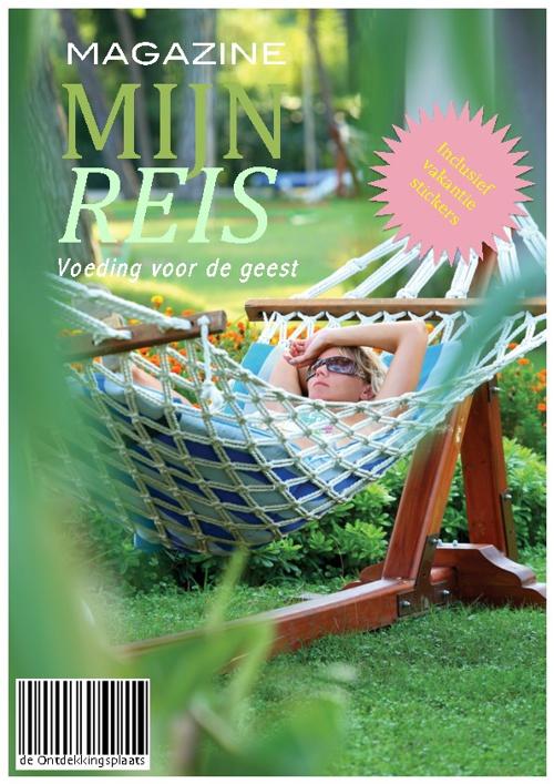 magazine MIJN REIS #1