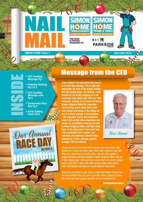 Copy of NAIL MAIL - Issue 7 DEC/JAN 2016 - SIMON HOME TRADE NEWS