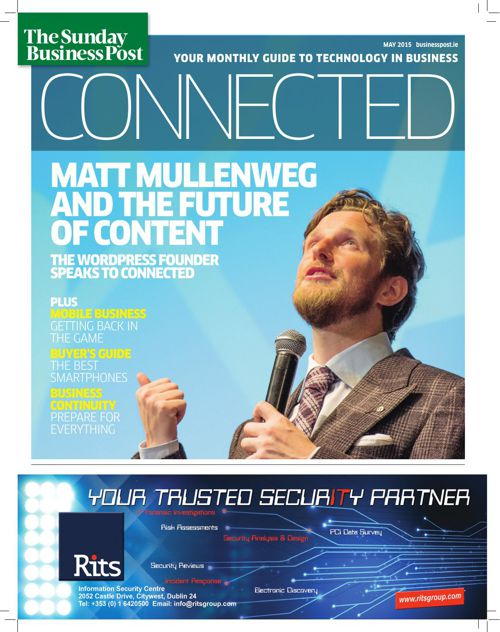 SBP Connected May 2015