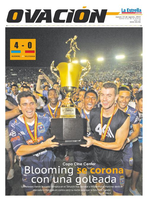 Deportes 13-08-2015