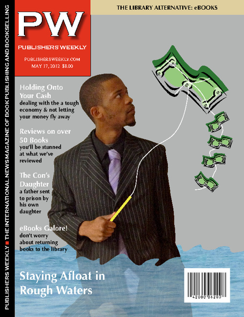 Matt Greil Publishers Weekly 2012