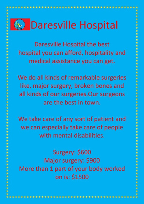 daresville hospital
