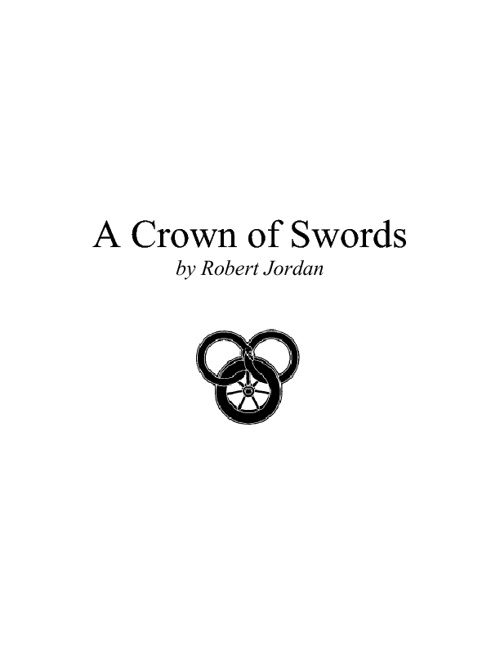 7. A Crown of Swords