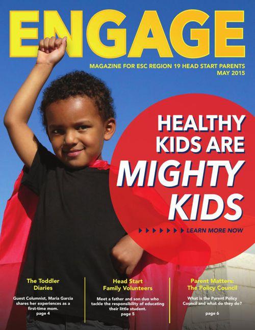 Engage Parent Magazine