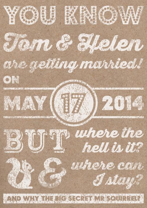 T&H Wedding venue detials