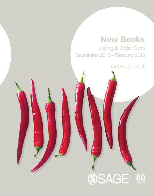 New books Sept 15 - Feb 16