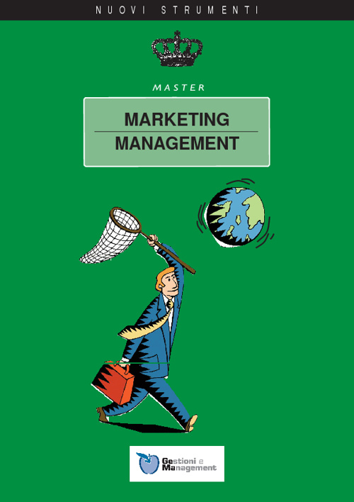 Brochure Master Marketing Management GeMa.