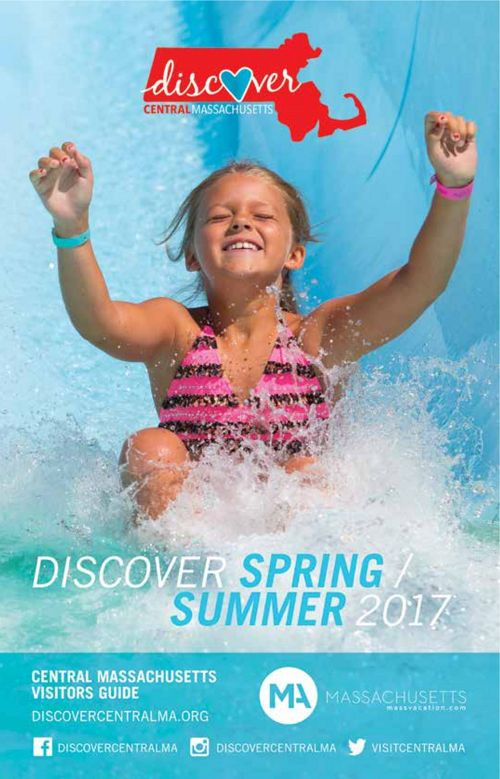 Discover Spring/Summer 2017 in Central Massachusetts!