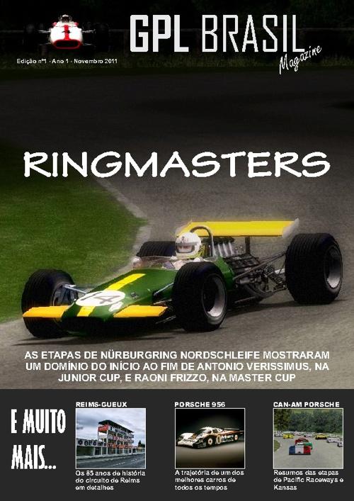 GPL Brasil Magazine - edição 01